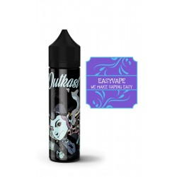 Outkasts Straw Apple - 3mg