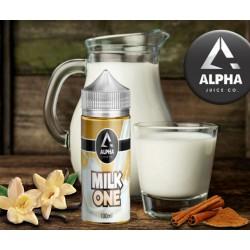 Milk One by Alpha Juice Co