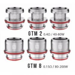 Vaporesso GTM 8 Coils