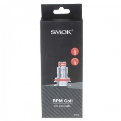 RPM DC0.8ohm replacement coil